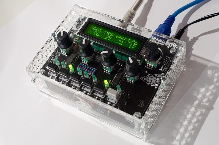 Mutable Instruments Shruthi (SMR-4 mkII)